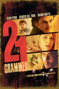 """Affiche du film """"21 grammes"""""""