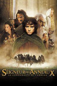 """Affiche du film """"Le Seigneur des anneaux : La Communauté de l'anneau"""""""