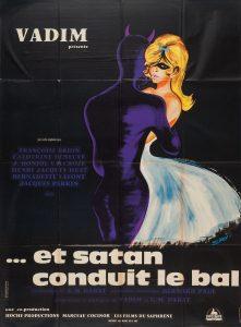 """Affiche du film """"Et Satan conduit le bal"""""""