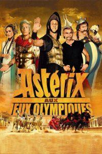"""Affiche du film """"Astérix aux Jeux Olympiques"""""""