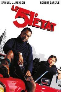 """Affiche du film """"Le 51e État"""""""