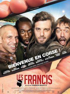 """Affiche du film """"Les Francis"""""""