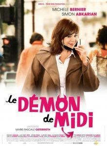 """Affiche du film """"Le démon de midi"""""""