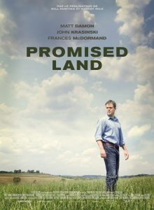 "Affiche du film ""Promised Land"""