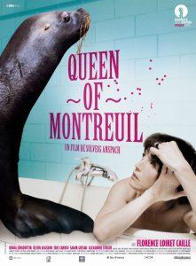 "Affiche du film ""Queen of Montreuil"""