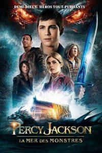 """Affiche du film """"Percy Jackson 2: La Mer des monstres"""""""