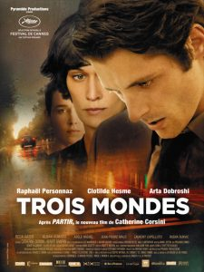 """Affiche du film """"Trois mondes"""""""