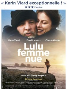"Affiche du film ""Lulu femme nue"""