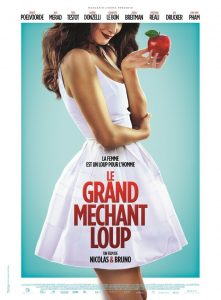 "Affiche du film ""Le Grand méchant loup"""