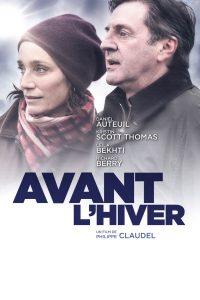 """Affiche du film """"Avant l'hiver"""""""