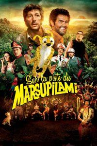 """Affiche du film """"Sur la piste du Marsupilami"""""""