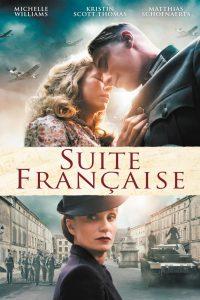 """Affiche du film """"Suite Française"""""""