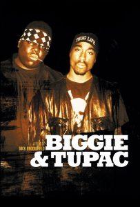 """Affiche du film """"Biggie & Tupac"""""""