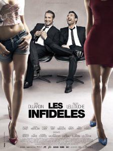 """Affiche du film """"Les infidèles"""""""