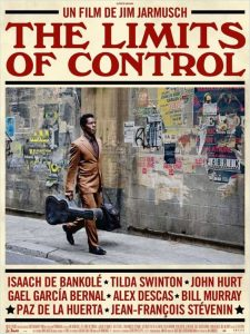 "Affiche du film ""The Limits of Control"""