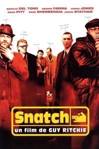 """Affiche du film """"Snatch"""""""