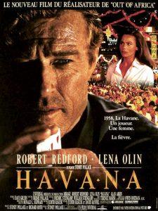 """Affiche du film """"Havana"""""""
