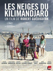 """Affiche du film """"Les neiges du Kilimandjaro"""""""