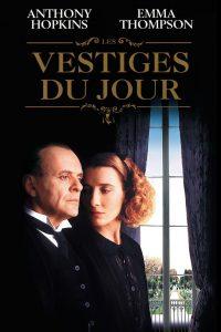 """Affiche du film """"Les vestiges du jour"""""""