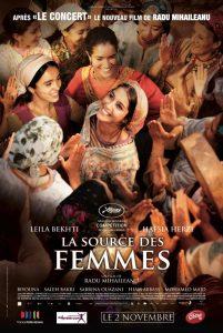 """Affiche du film """"La source des femmes"""""""