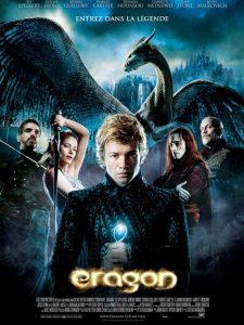 """Affiche du film """"Eragon"""""""