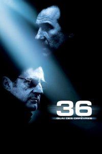 """Affiche du film """"36 Quai des Orfèvres"""""""