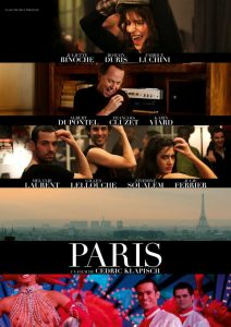 "Affiche du film ""Paris"""