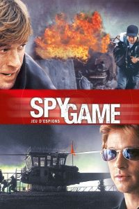 "Affiche du film ""Spy game, jeu d'espions"""