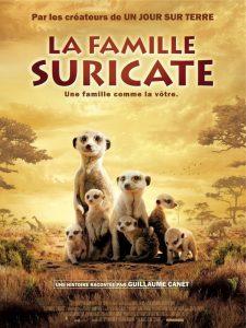 """Affiche du film """"La Famille Suricate"""""""