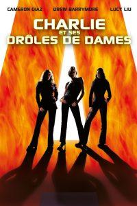 """Affiche du film """"Charlie et ses Drôles de Dames"""""""