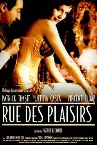"""Affiche du film """"Rue des plaisirs"""""""
