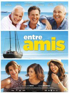 """Affiche du film """"Entre amis"""""""