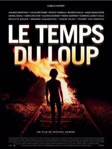 """Affiche du film """"Le temps du loup"""""""