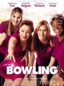 "Affiche du film ""Bowling"""