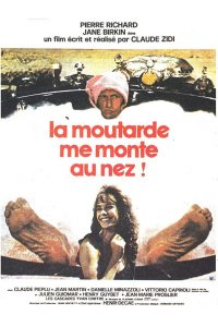 """Affiche du film """"La moutarde me monte au nez"""""""