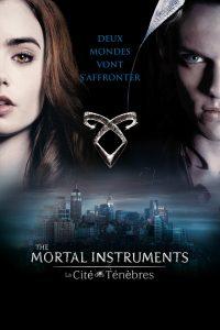 """Affiche du film """"The Mortal Instruments: la cité des ténèbres"""""""