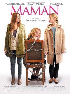 "Affiche du film ""Maman"""