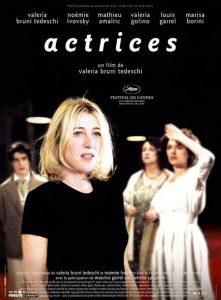 """Affiche du film """"Actrices"""""""