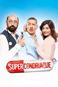 "Affiche du film ""Supercondriaque"""