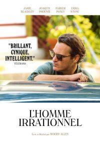 """Affiche du film """"L'homme irrationnel"""""""