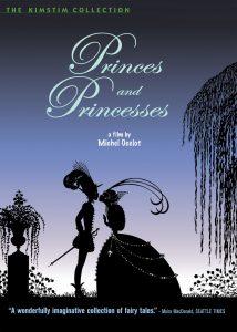 """Affiche du film """"Princes et princesses"""""""