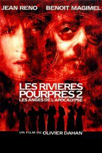 """Affiche du film """"Les Rivières pourpres 2 : Les Anges de l'apocalypse"""""""