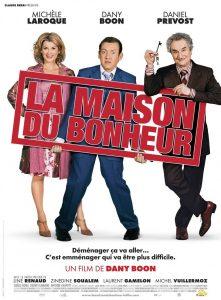"""Affiche du film """"La Maison du bonheur"""""""