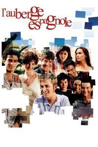 """Affiche du film """"L'Auberge Espagnole"""""""