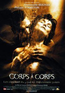 """Affiche du film """"Corps à corps"""""""
