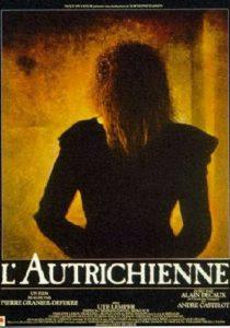 """Affiche du film """"L'Autrichienne"""""""