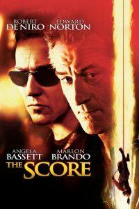 """Affiche du film """"The Score"""""""