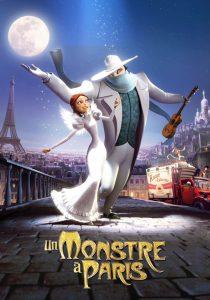 """Affiche du film """"Un monstre à Paris"""""""