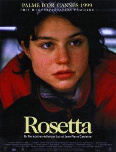 """Affiche du film """"Rosetta"""""""