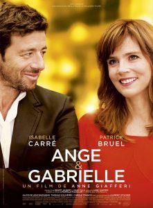 """Affiche du film """"Ange et Gabrielle"""""""